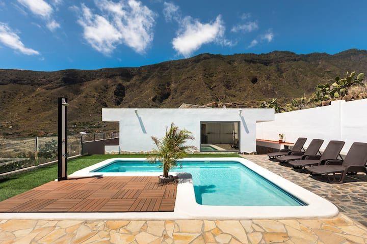 """Valley Villas I"": privacy, quietness and relax"