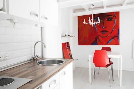 Lovely penthouse in the center of Barcelona - Barcelona - Apartamento