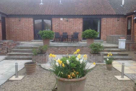 Peaceful Suffolk accommodation - Beccles - 家庭式旅館