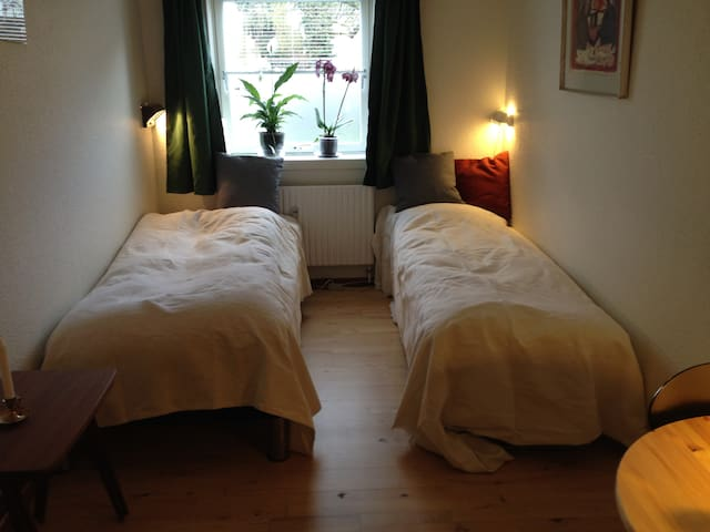 Nice room - close to Copenhagen center - Frederiksberg - Apartment