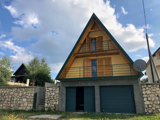 Durmitor Mountain Cabin in Zabljak