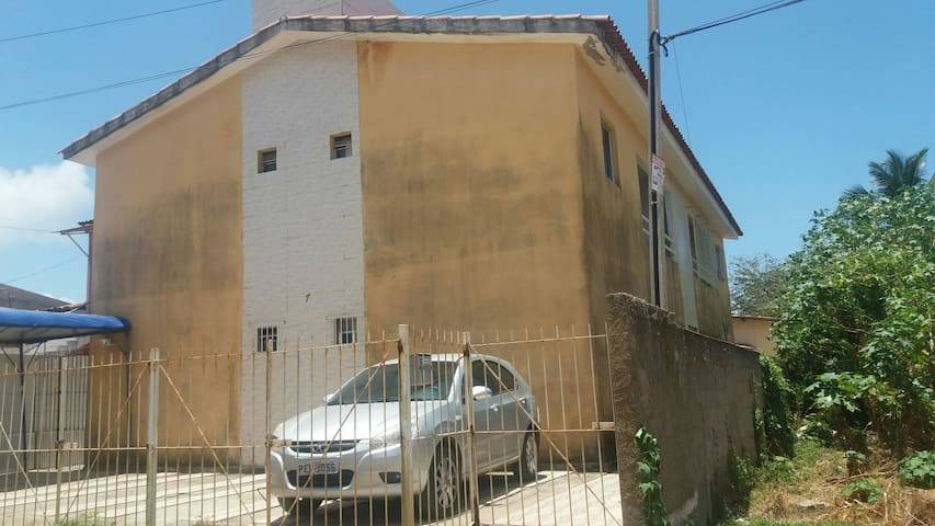 Alugo Apt. térreo todo mobiliado - Paulista / Maria Farinha - Pis