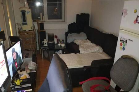 lille hyggelig 2 værelses lejlighed - Hørve - Leilighet