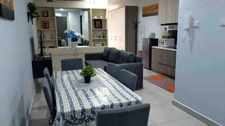 Queensville Apartment Bandar Permaisuri Cheras