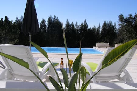 Luxury Apartment with shared infinity pool - Salir de Matos - Daire