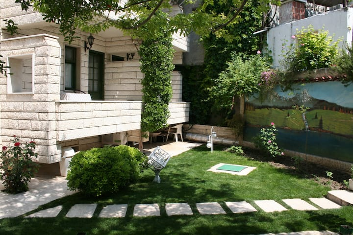 HAL-TUR BOUTIQUE Double Room /Back Garden View