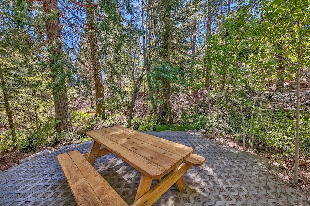 Creekside Picnic/BBQ Area
