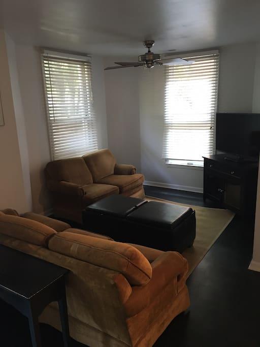 Living Room/TV Area