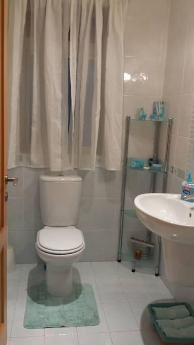 Spare Toilet