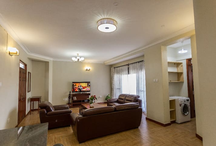 Fully furnished 2/3 bedroom apartments in Bugolobi