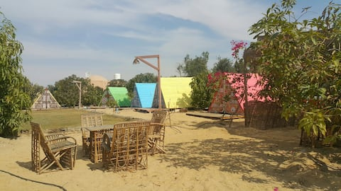 The Mango Tree Camp