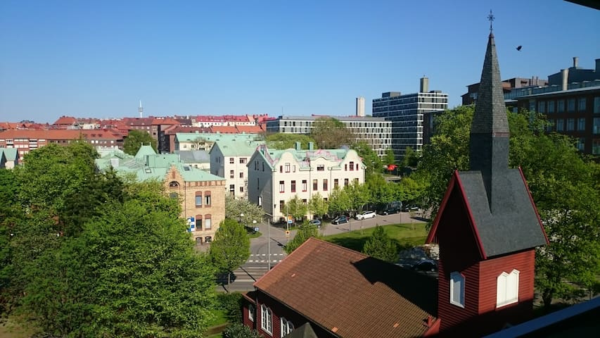 Cozy appartment in the middle of gothenburg city - Gothenburg - Byt