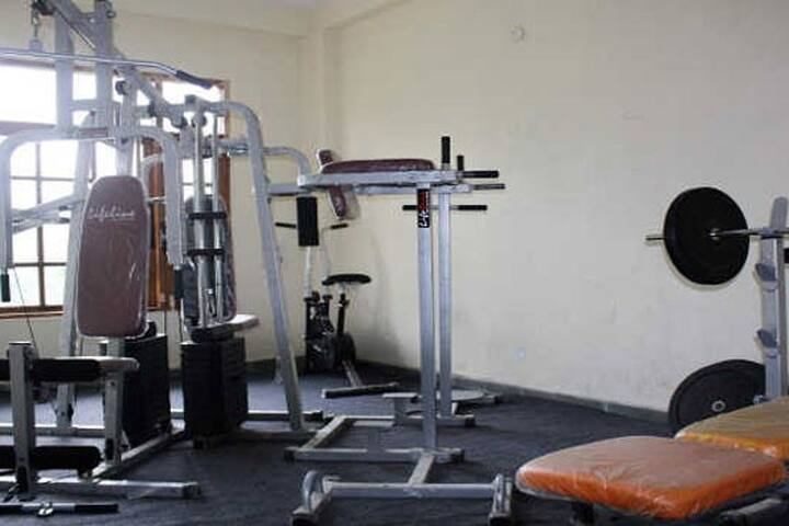 Sarthak Resorts - Deluxe Room Pine View