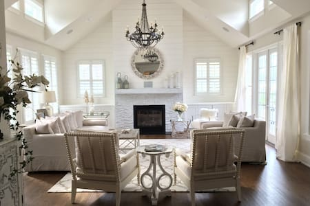 Daniel Island Luxury Home - Charleston