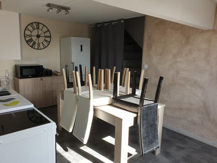 Appartement 66 m2 climatisé proche centre ville