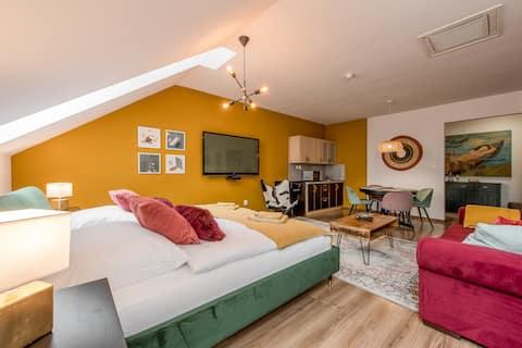 POETIKA apartamenti - dzīvoklis PABLO