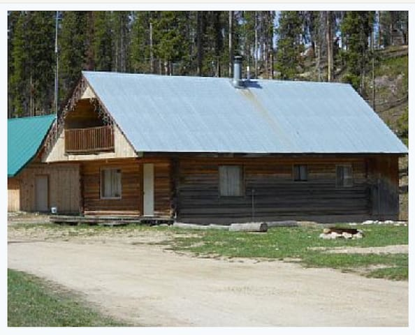 Dixie Log Cabin