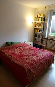 Comfy room with charm in Baden, close to Zurich - Baden - Flat