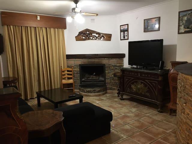 Apartamento rural en Bodega Cuatro Vientos, MURTAS - Murtas - Apartment