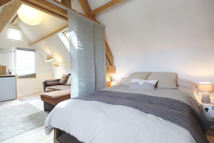 Vaste studio de 35 m2 indépendant - Savonnières - Apartment