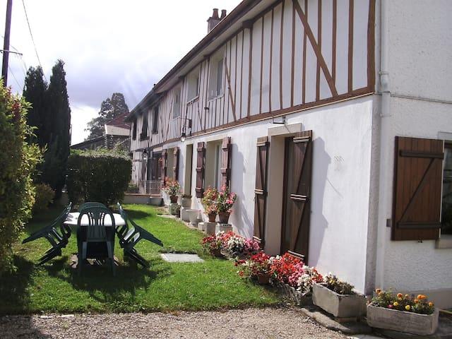 Maison en Champagne- Lac du Der