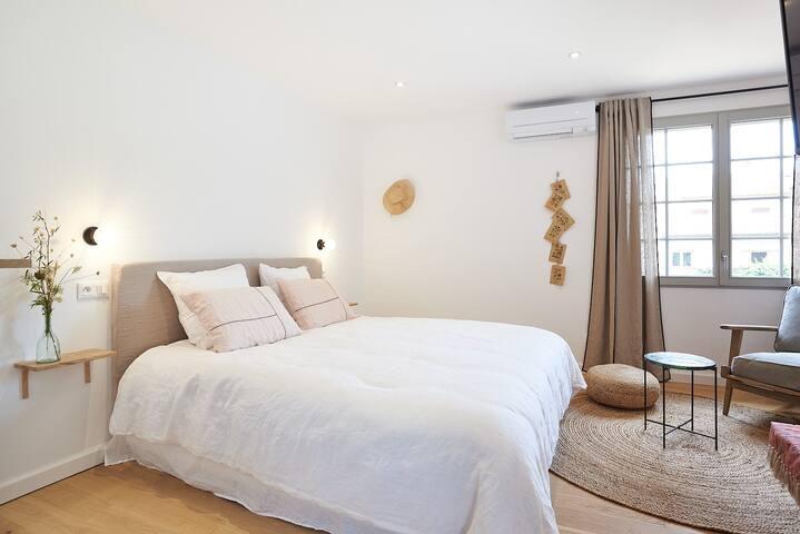 Maison 1634 Chambre n°34 lit 180 ou 2x90 PMR