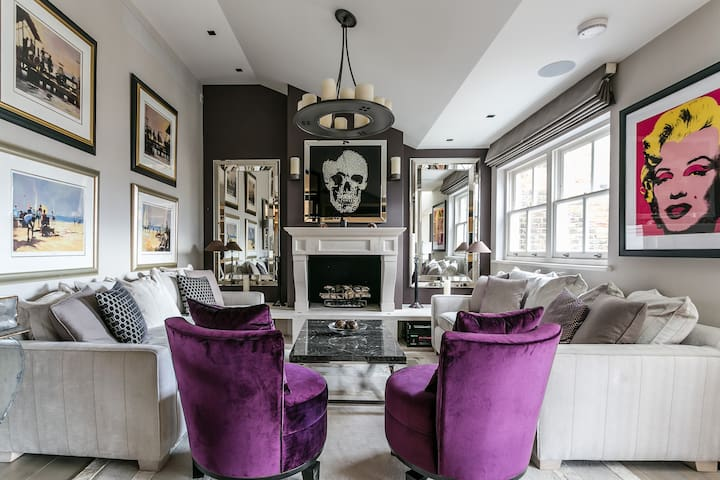 Sloane Square Penthouse