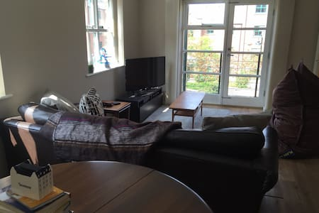 Apartment in quiet central Manchester location - Apartment