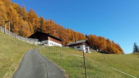 Oberköbenhof Urlaub auf dem Bauernhof Fewo Tal