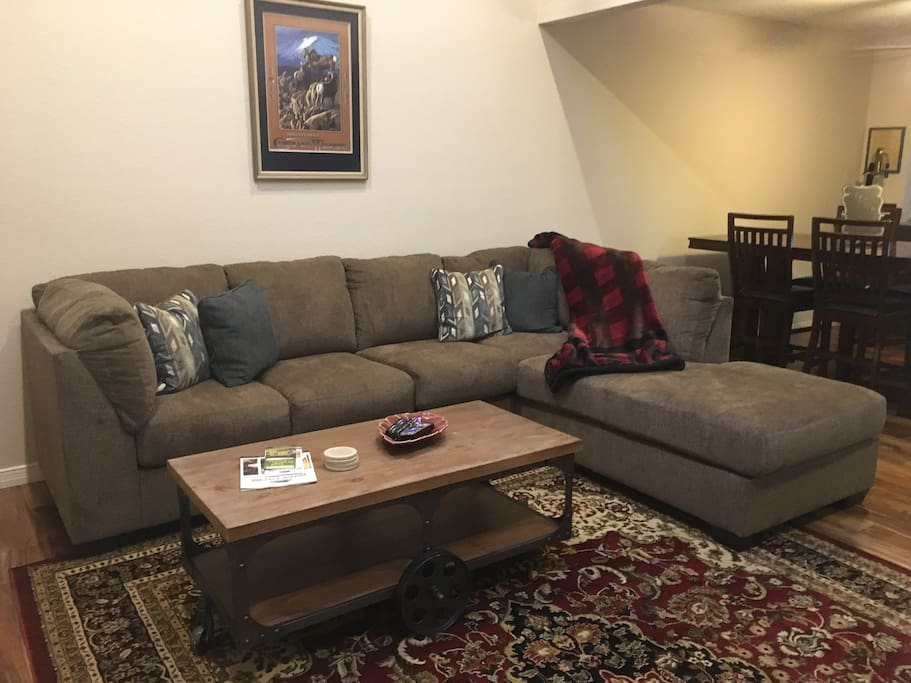 Cozy Great Room Sectional