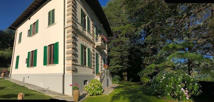 Villa Prima, storica villa immersa nel verde