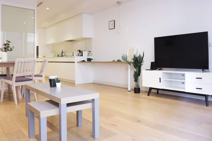 Heart of Melb Spacious Apartment on Collins St75m²