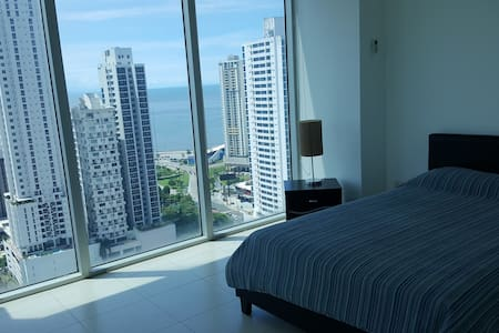 Doble room - Ocean and City View - Panamá
