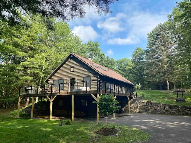 The Copake Cabin - New Listing