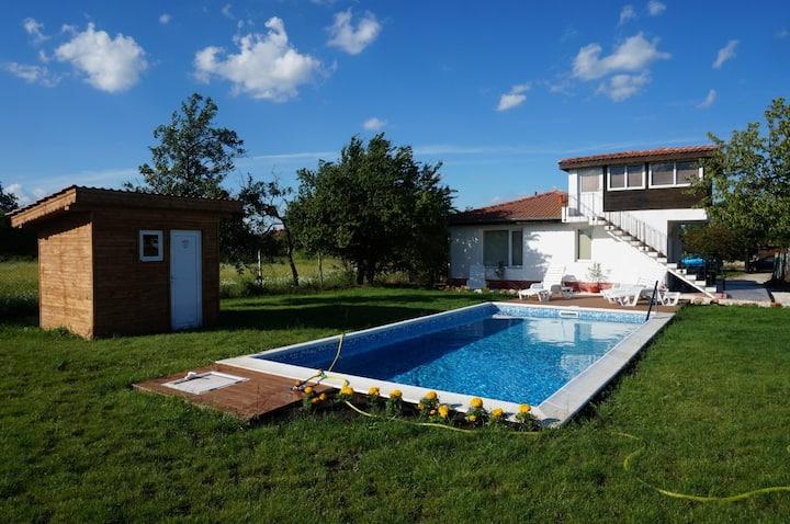 Villa Bella - private villa to Albena and Kranevo