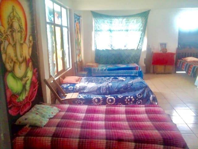 Buddha Bed - Introductory Offer 50% Off - San Cristóbal de las Casas - Huis