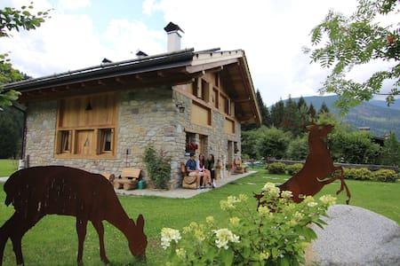 Chalet Lago dei Caprioli (Apartment N°2 )