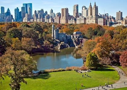 Central Park Cove - New York - Apartment