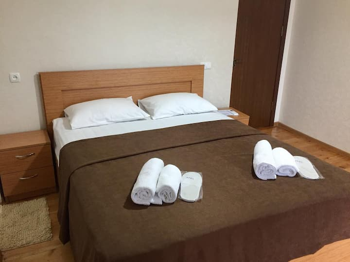 Guest House Maradona (Double room with balcony 2)