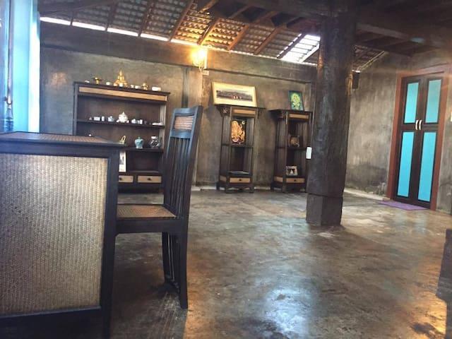Nang praya home stay2 - Chiang Mai - Haus