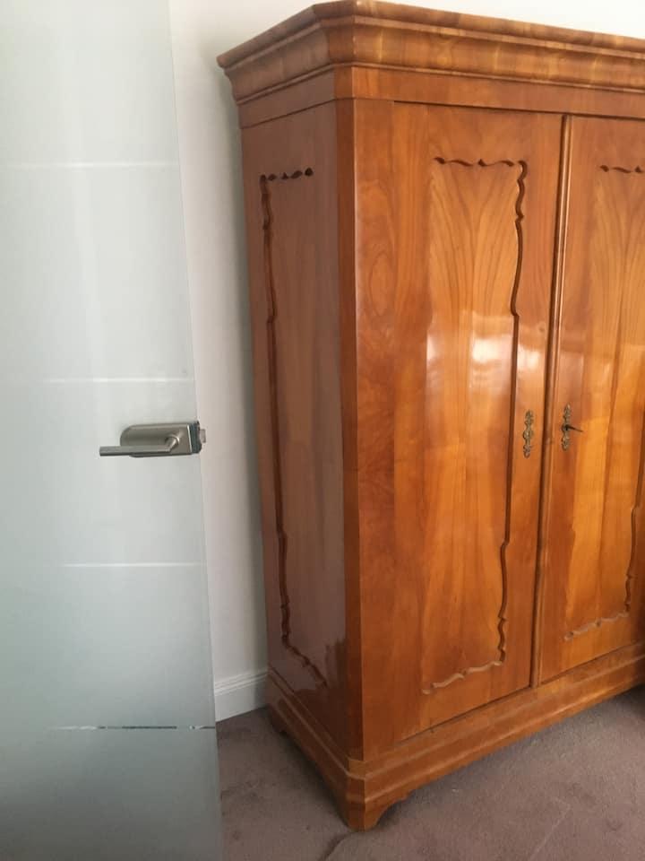 Charmantes Zimmer in 2 Familienhaus, eig. Duschbad