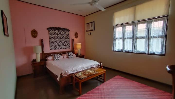 Teratak Setiawan Double bed