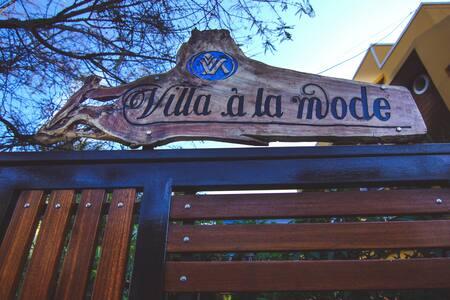 Villa á la mode - ポンディシェリ - ブティックホテル