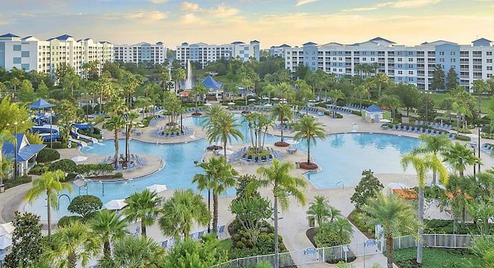 The Fountains in Orlando, Fl