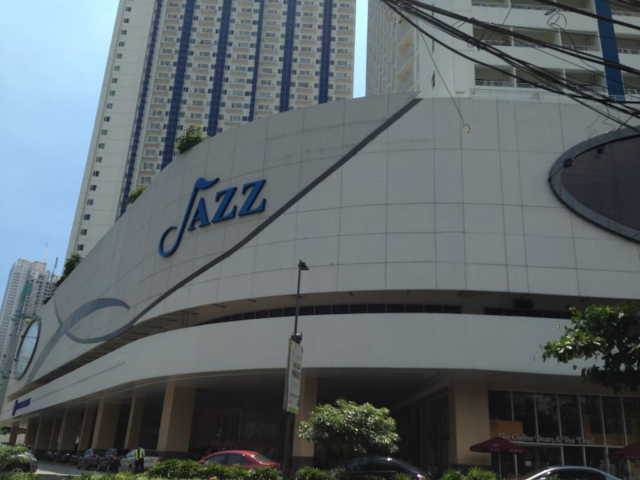 Jazz Residences and Jazz Mall Nicanor Garcia St. Makati City Philippines