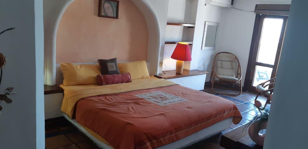Condominio Loma del Sol a 2 min de zona romantica
