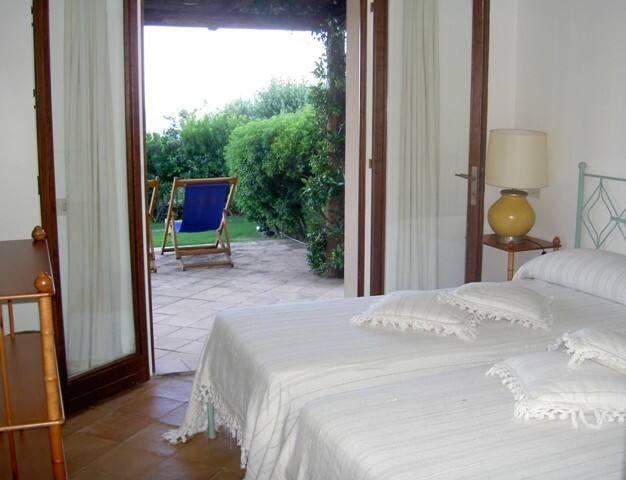 Dimora con spiaggia privata - Punta Sardegna - Villa