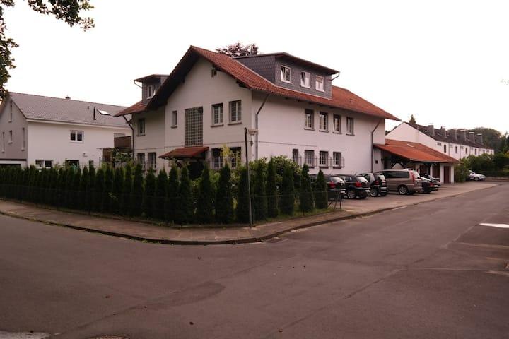 Schnuckeliges 1-Zimmer-Appartment - Nähe Frankfurt