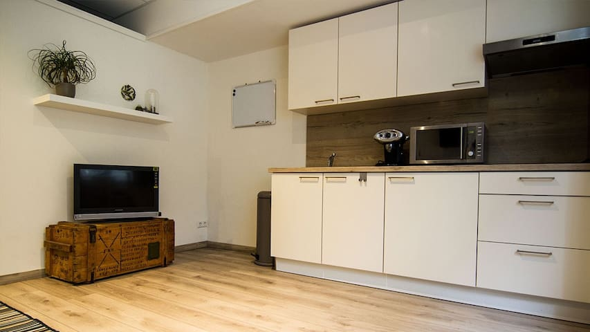 Newly build apartment in city centre!