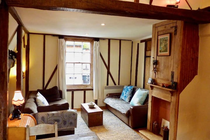 Four Doors - Stylish apartment in the Heart of Rye